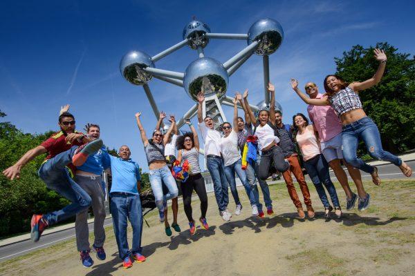 group-atomium