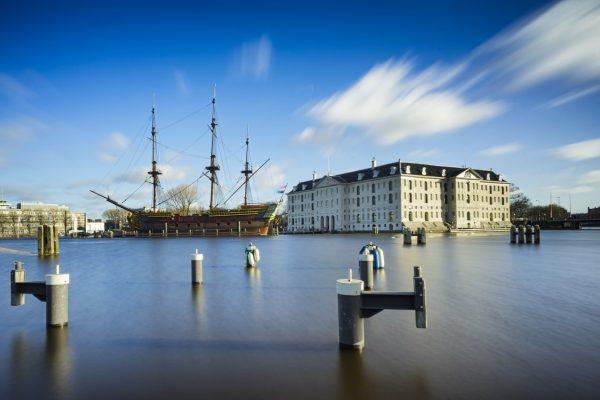 scheepvaartmuseumenboot