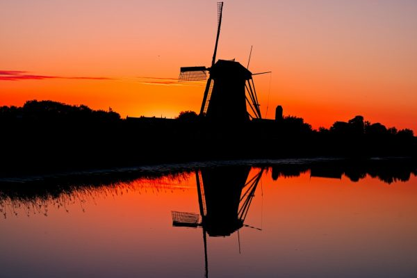 windmillsunset-holland